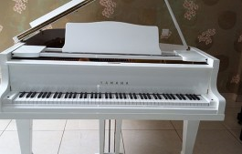 Jual Piano Yamaha Grand G2 White