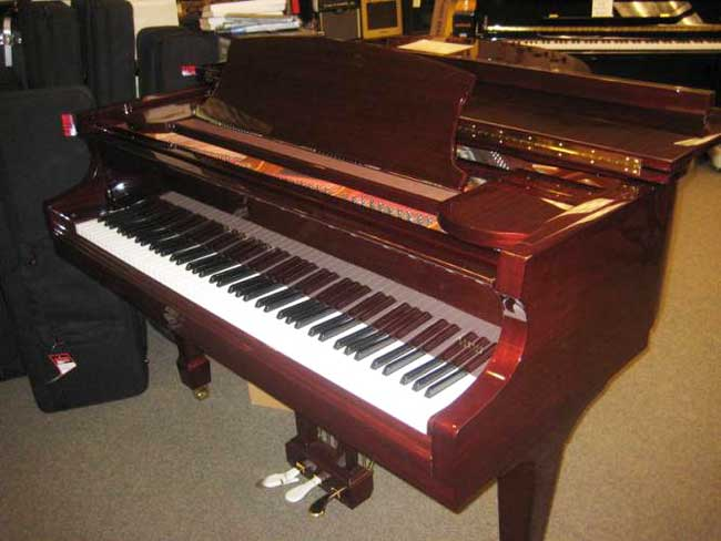 Pramberger Grand Piano