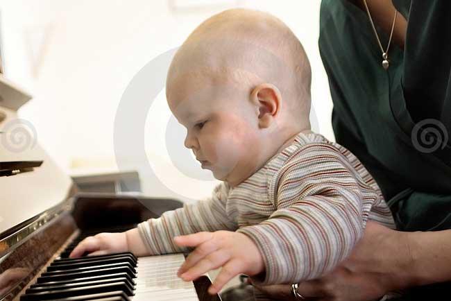 Sejarah Piano sampai zaman modern