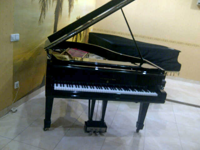Steinway & Sons Grand Model O