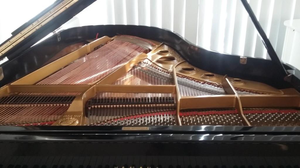 Jual Piano Grand Yamaha Type C5 dalam