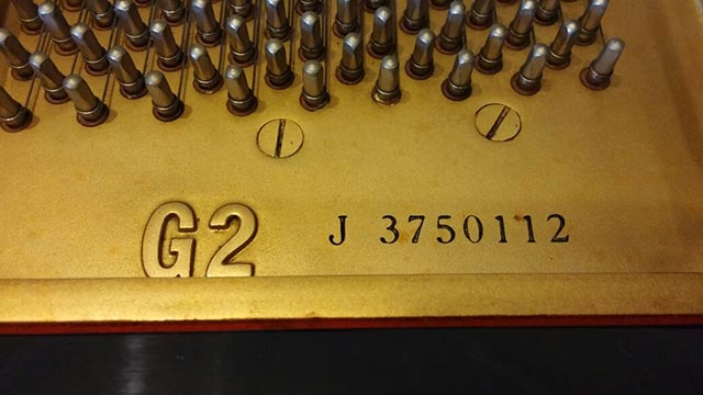 Piano-Grand-Yamaha-G2-J-2