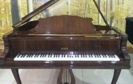 Jual Piano Grand Petrof Chippendale Checkoslovakia