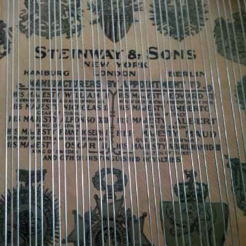 steinway and sons type m raja-raja
